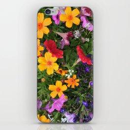 Floral-o-rama iPhone Skin