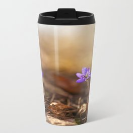 Come with me  Hepatica Forest #decor #society6 Travel Mug