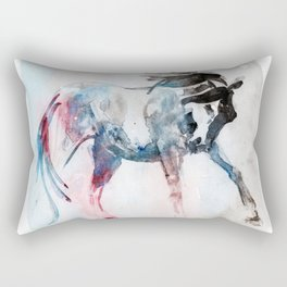 Running Horse (Sweetie) Rectangular Pillow