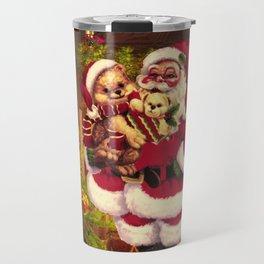 Santa Claus 3 Travel Mug