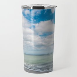 South Carolina Coastline 2 - Myrtle Beach Travel Mug