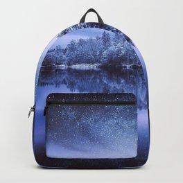 Vanajavesi lake Finland Backpack