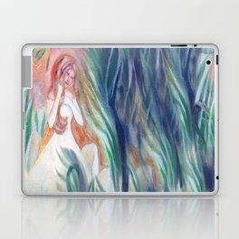fata bianca Laptop & iPad Skin