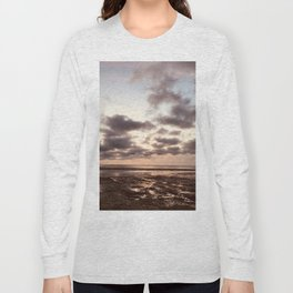 Clouds On The Water Long Sleeve T-shirt