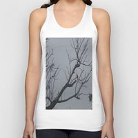 alone Tank Tops featuring ALONE by Annie Koh