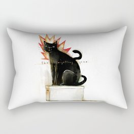 the forgetting game Rectangular Pillow