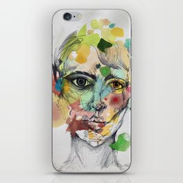 genetic heirloom iPhone Skin