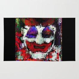 All the world loves a clown Rug