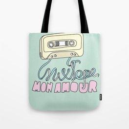 Mixtape mon amour Tote Bag