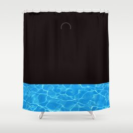 Splash 01 Shower Curtain