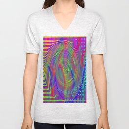 Colour bytes Unisex V-Neck