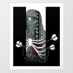 Marquis Leraje Art Print