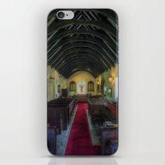 Olde Lamp Church iPhone & iPod Skin