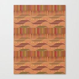 Savannah Summer Canvas Print