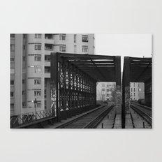 Ourcq 2 Canvas Print