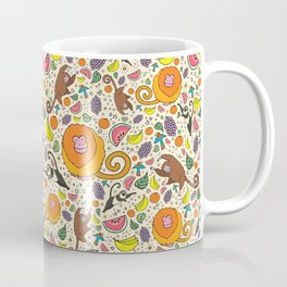 Monkeys Coffee Mug