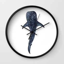 WHALE SHARK II Wall Clock