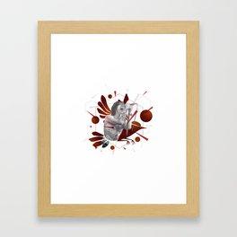 Brandon B. Framed Art Print
