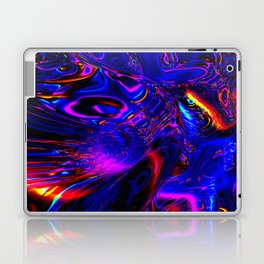 Psych Waves Laptop & iPad Skin