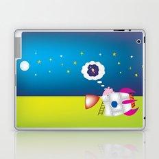 rocket pig part 1 Laptop & iPad Skin