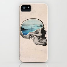 Brain Waves Slim Case iPhone (5, 5s)