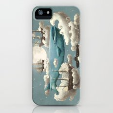 Ocean Meets Sky - colour option iPhone (5, 5s) Slim Case