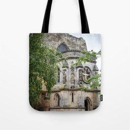 Rosslyn Chapel outside Edinburgh, Scotland Tote Bag