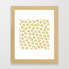 Joltik Light Framed Art Print