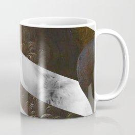 Leonardo Da Vinci's Angel & Bette Davis Coffee Mug