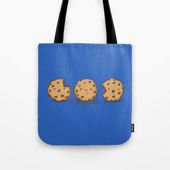 Cannibalism Tote Bag