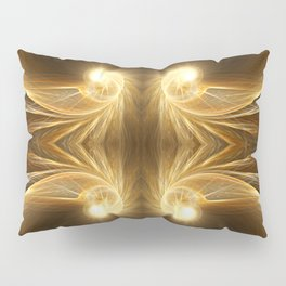 Golden Spiral Pillow Sham