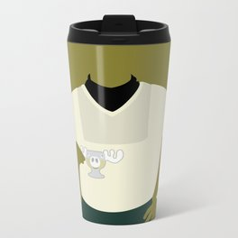 Cousin Eddie Metal Travel Mug