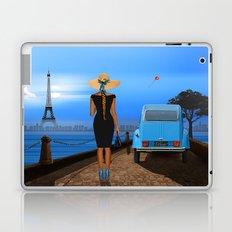 Love in Paris Laptop & iPad Skin