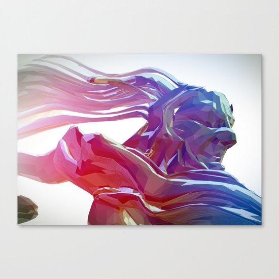 Hec Canvas Print