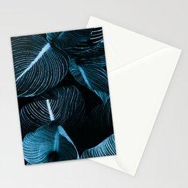 Unbridled - teal Stationery Cards