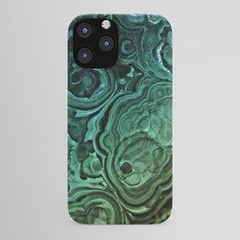 MALACHITE GREEN iPhone Case