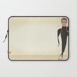 Steve McQueen - The Bullitt Man Laptop Sleeve