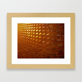 Follow The Shiny  Framed Art Print