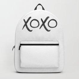 watercolor xoxo Backpack