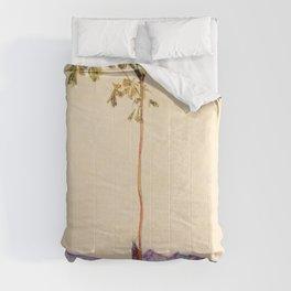 Egon Schiele - Little tree (new editing) Comforters