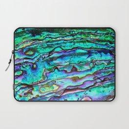 Paua Abalone Shell Laptop Sleeve