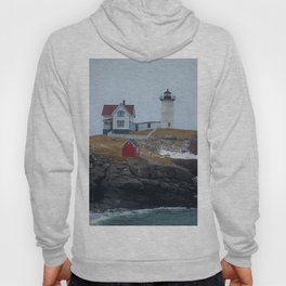 Cape Neddick Light Hoody
