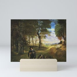 Edouard Manet - The Students of Salamanca Mini Art Print