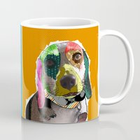 lucy Mugs featuring Lucy by TiannaHarman