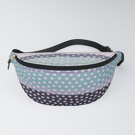 Dots and Stripes 4 Fanny Pack
