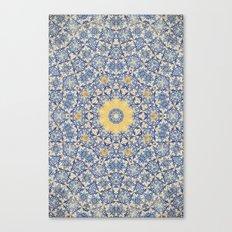 Deep States (Mandala) Canvas Print