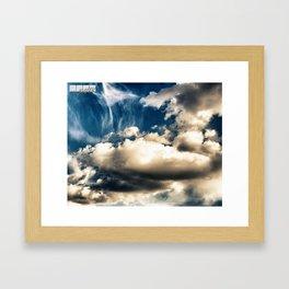 Heaven. Framed Art Print