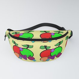 Fruits and Flowers 2 Fanny Pack
