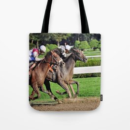 Travers Stakes Tote Bag