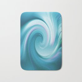 Blue wave 209 Bath Mat